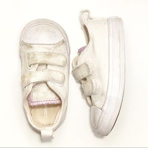 Toddler Shimmer Converse